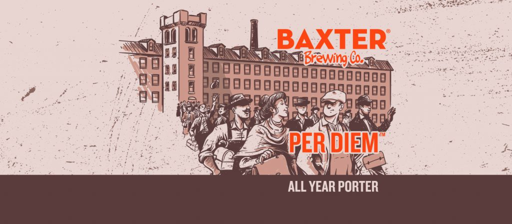 Introducing Per Diem All-Year Porter