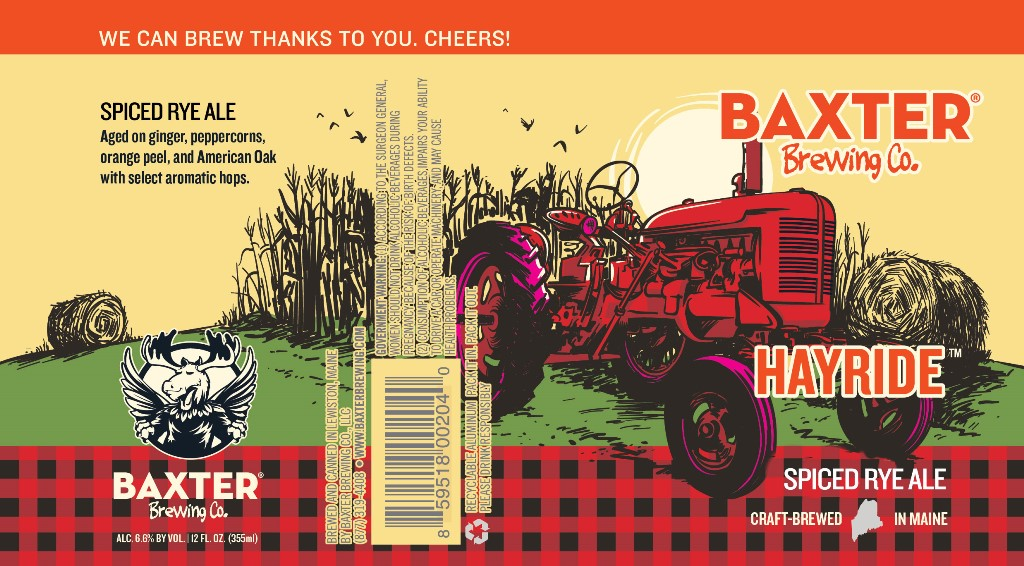 Hayride Autumn Ale