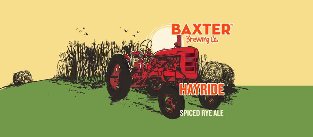 Hayride Spiced Rye Ale 2016